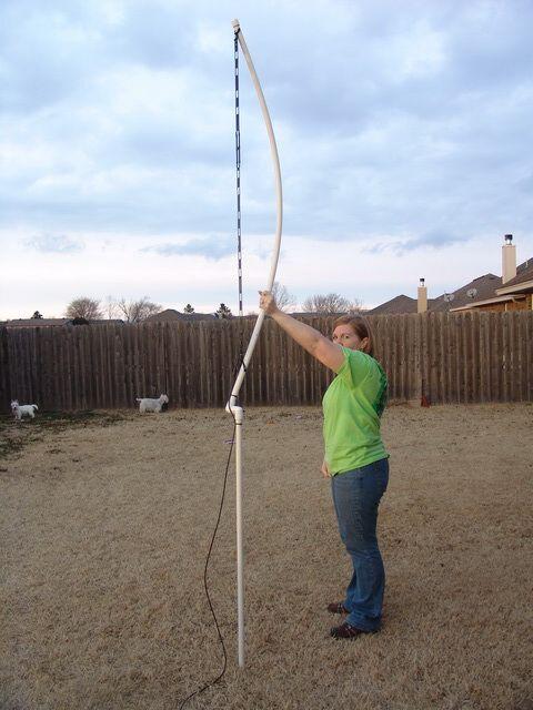 "The Bow"" – Rigid Mount for Slim Jim Antenna | Hobby Interest"