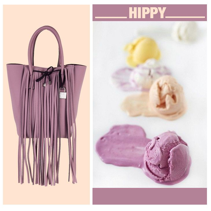 Hippy Joy bag with fringes..by Save my Bag....