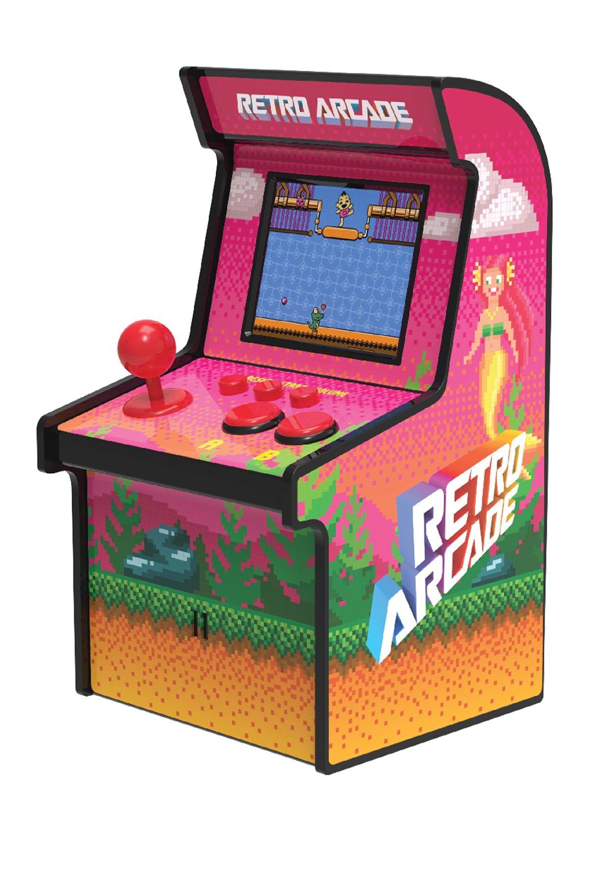 VIBRANT Mini Arcade Game Arcade games, Mini arcade, Arcade