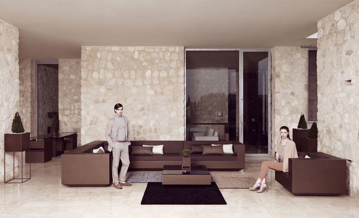Vondom | Salon de jardin | Pinterest | Spanish design, Backyard ...