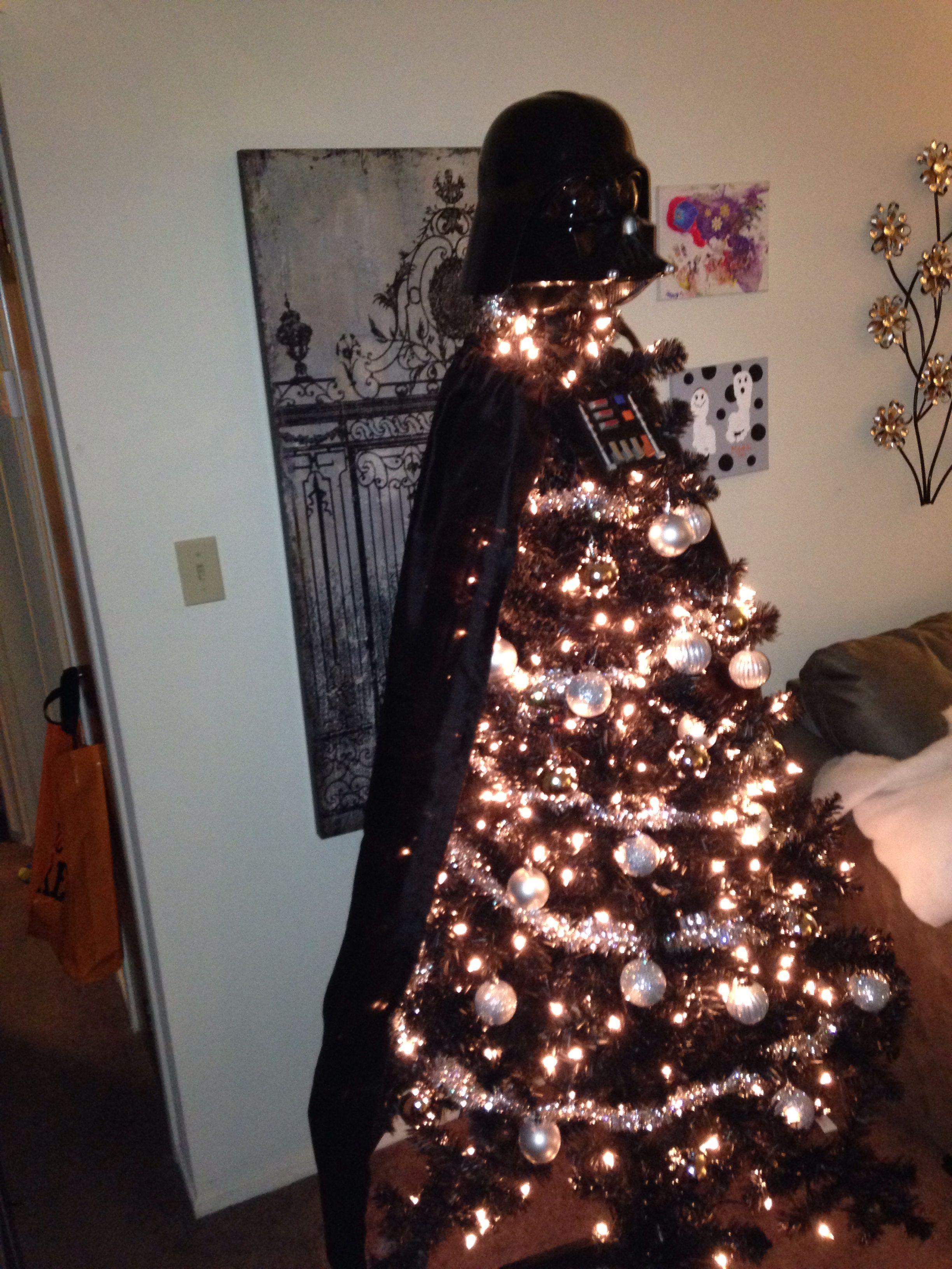 Darth Vader Christmas Tree Elegant Christmas Centerpieces Disney Christmas Tree Elegant Christmas Trees