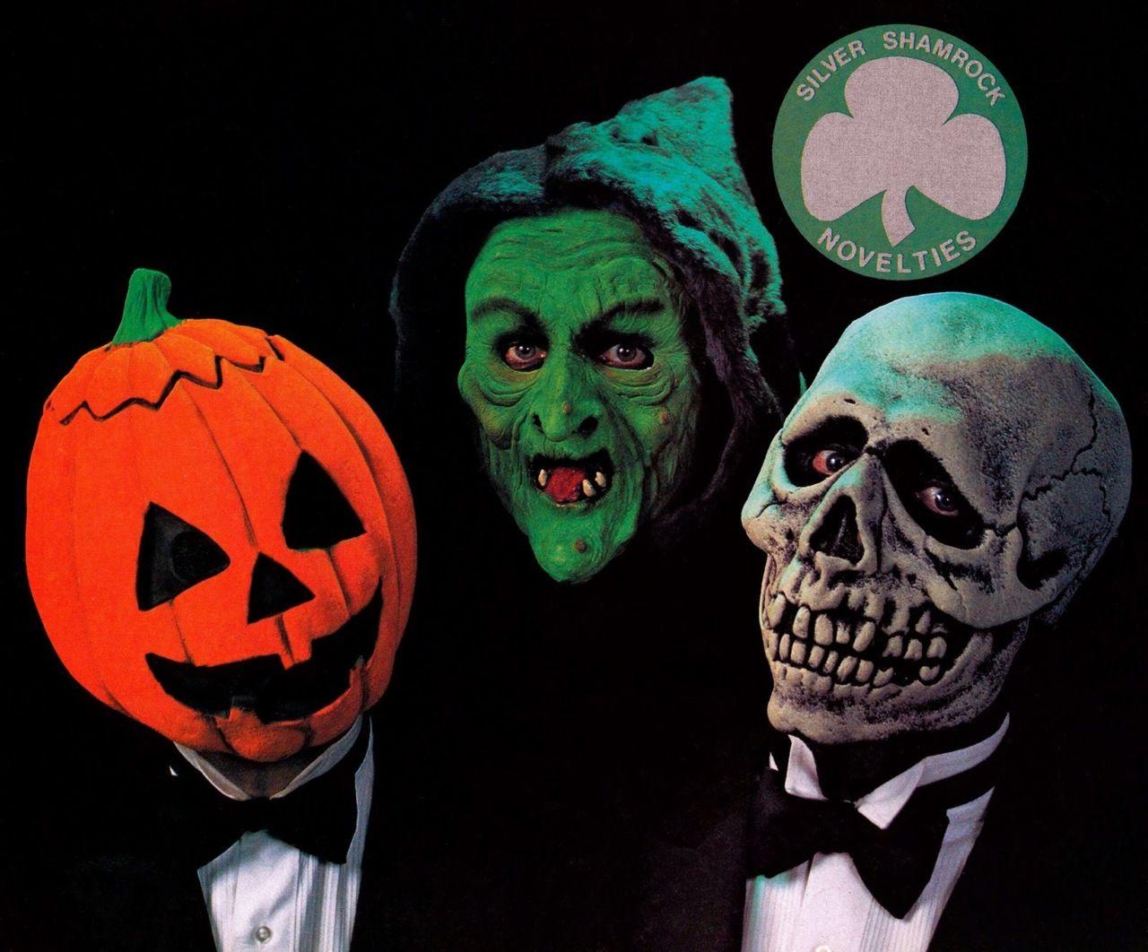 Goooser Halloween iii, Classic horror, Retro halloween