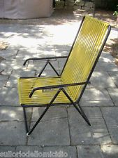 sedia sdraio vintage - Cerca con Google