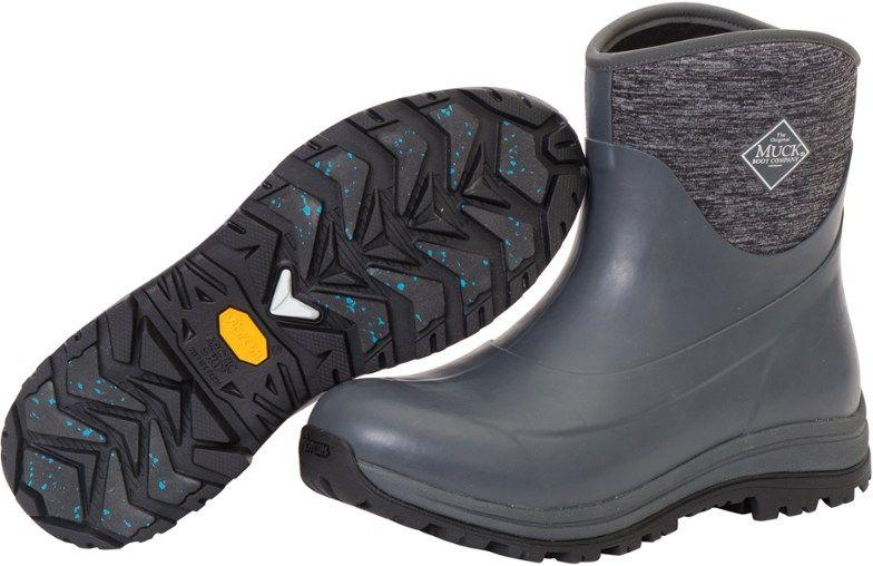 On Slip Waterproof Stiefel Woherren Apres Stiefel Muck