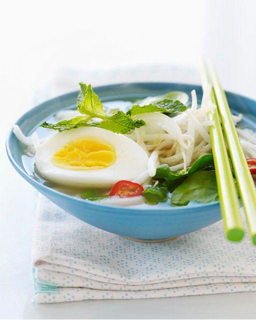 Noodle Soup: @Sweet Paul Magazine