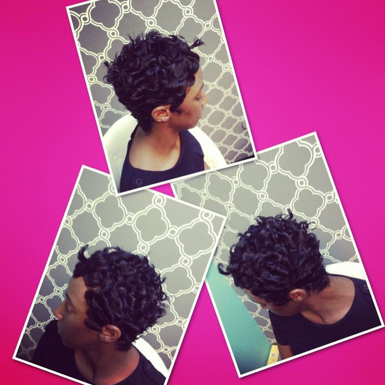 Cute! Visit our site at www.divastylessalon.com or download our app. Diva Styles Salon ...