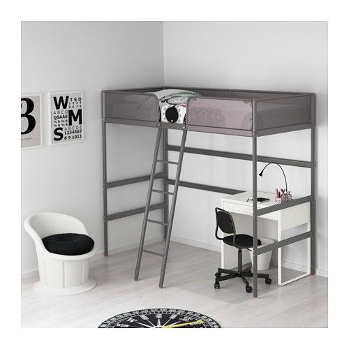 TUFFING Loft bed frame Twin b d room Pinterest Loft bed