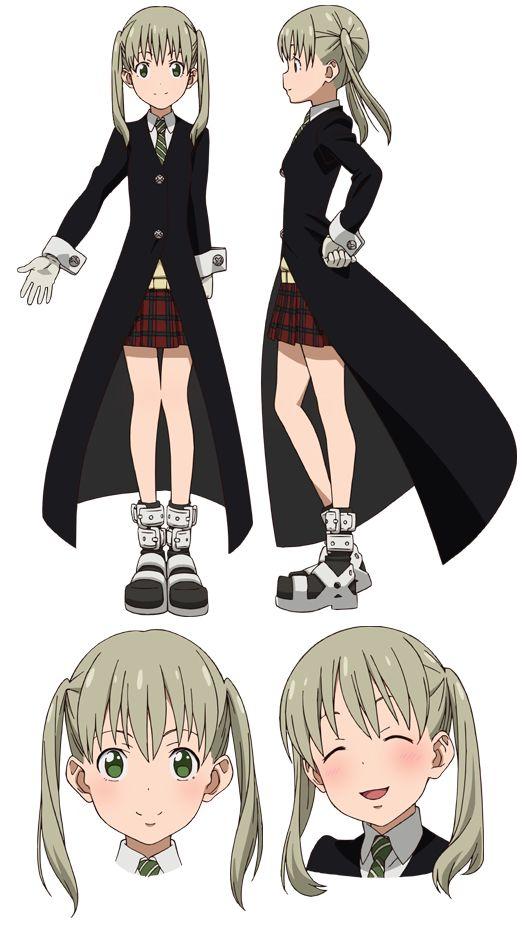 Maka Albarn Returns In Soul Eater Not Soul Eater Anime Soul