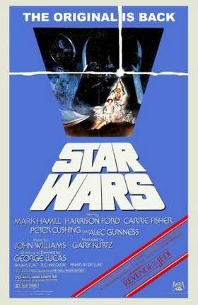 Star Wars Movie 8x10 photo