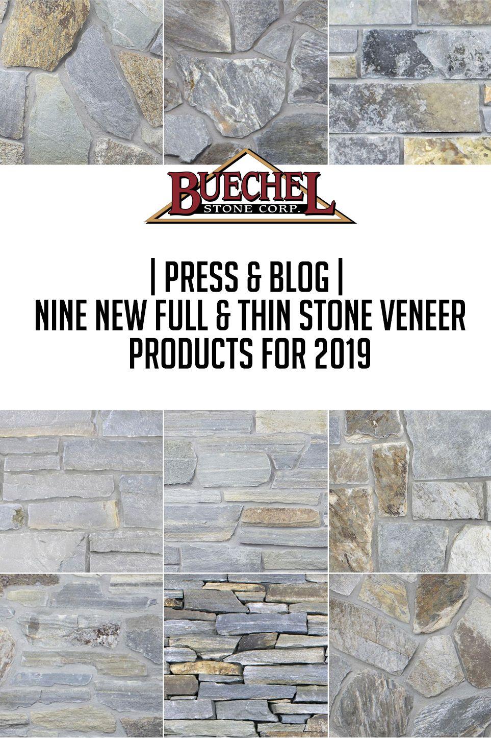 Thin Brick Veneer Stone Natural Thin Stone: Nine New Full & Thin Stone Veneer Products For 2019