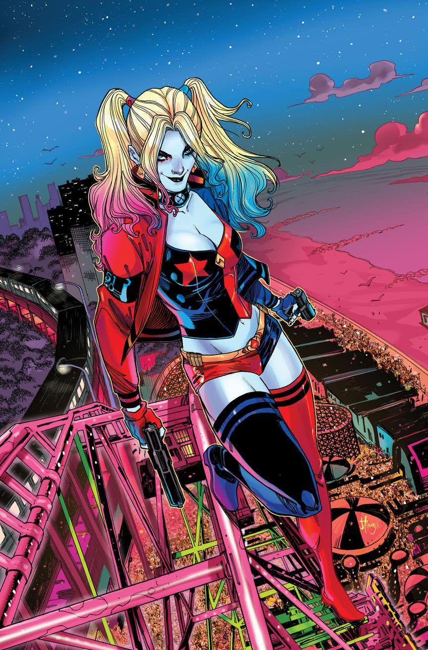 Pin auf Harley Quinn
