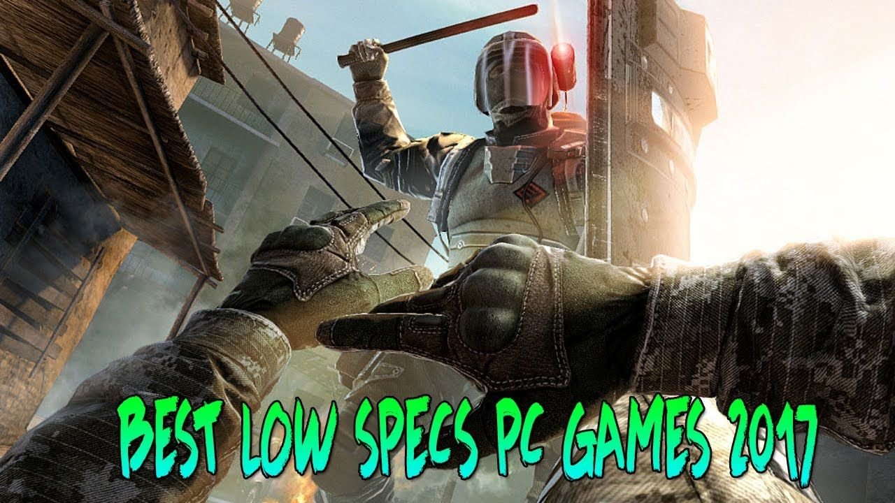 pc low spec top for pc games