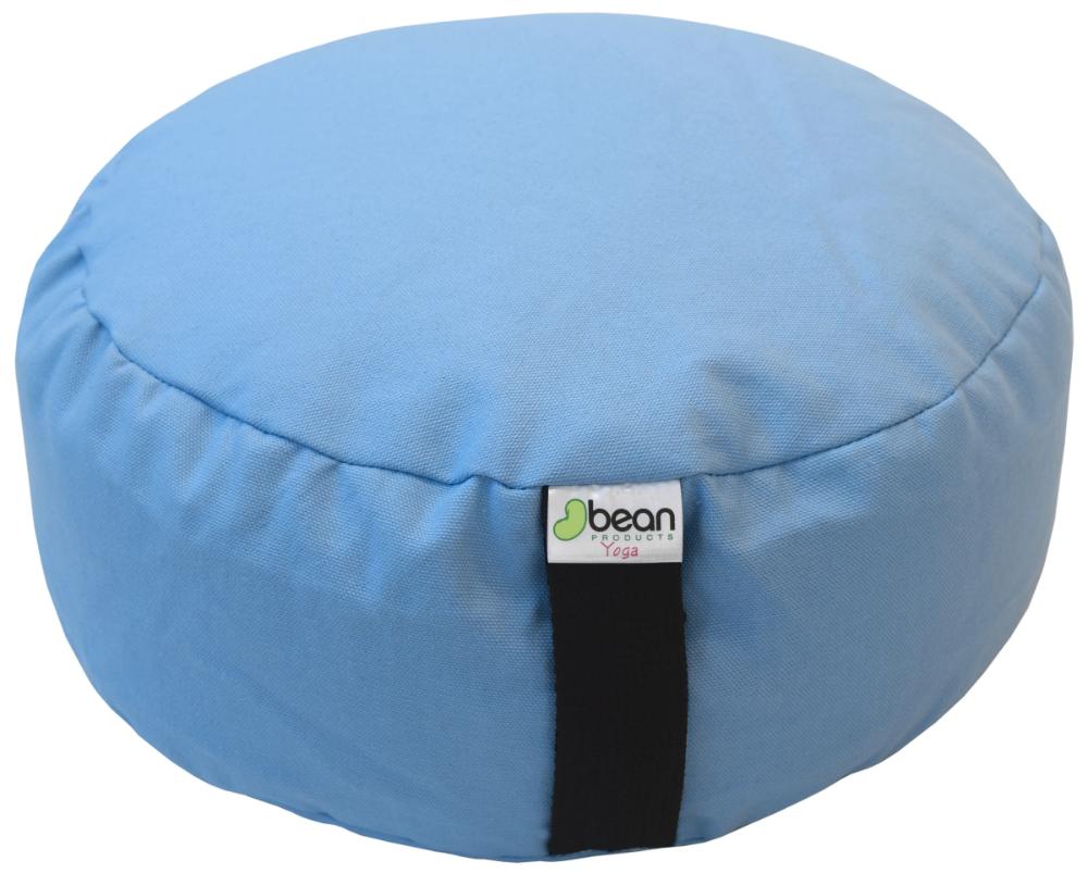 Zafu Meditation Cushion Cotton and buckwheat hulls in