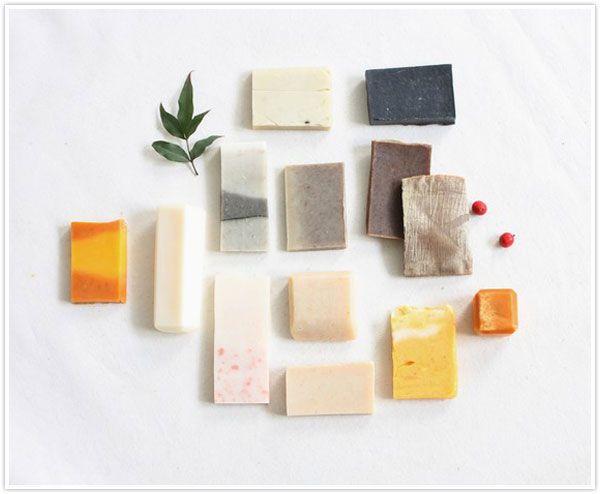 handmade soap and body morning calm