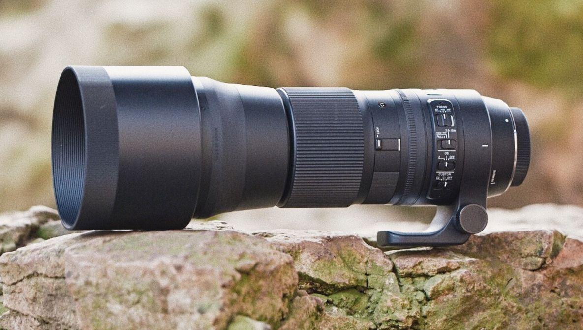 Reviews the Sigma 150600mm f/56.3 Contemporary Lens