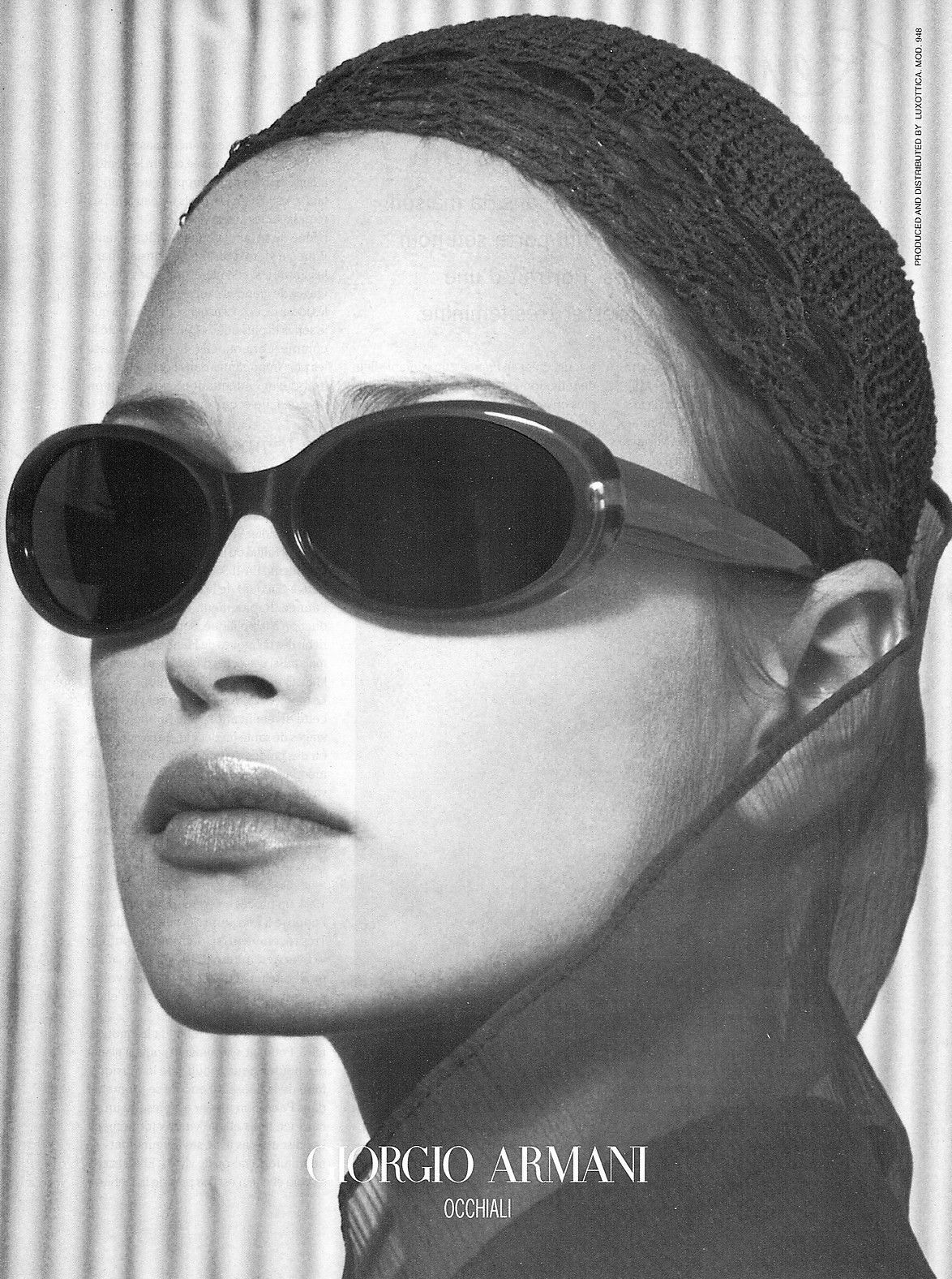 Giorgio Armani 90s Vintage Sunglasses Sunglasses Vintage Armani Glasses Eyewear Display