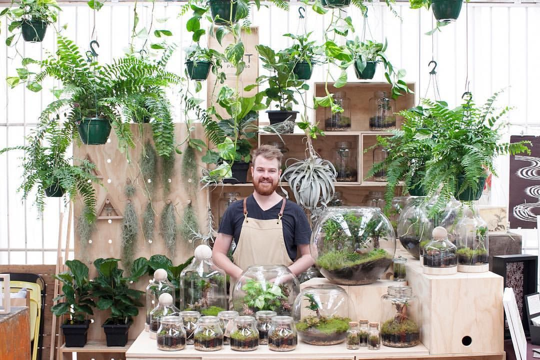 PLANT!⌇ Our Retail Space At @therosestmarket Is Looking