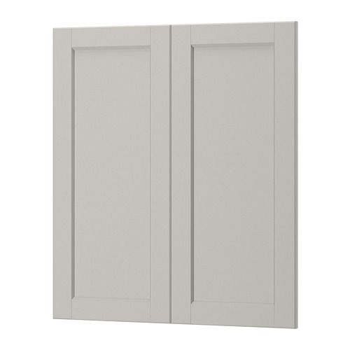 Best Ikea Lerhyttan 2 P Door Corner Base Cabinet Set 640 x 480