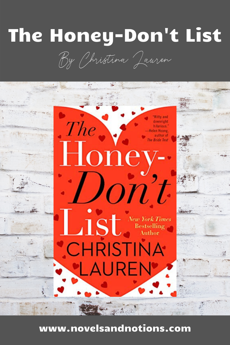 The Honey Dont List Book