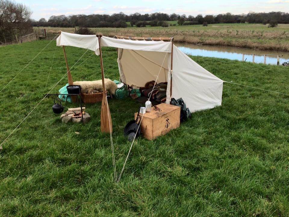 Nice self made Baker tent - Canoetripping.net Forums. & Nice self made Baker tent - Canoetripping.net Forums. | Bushcraft ...