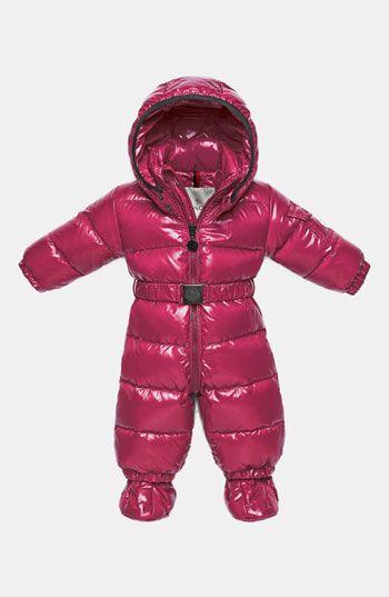 e22c75d0c69f Whoa... Moncler  Amandes  Puffer Snowsuit