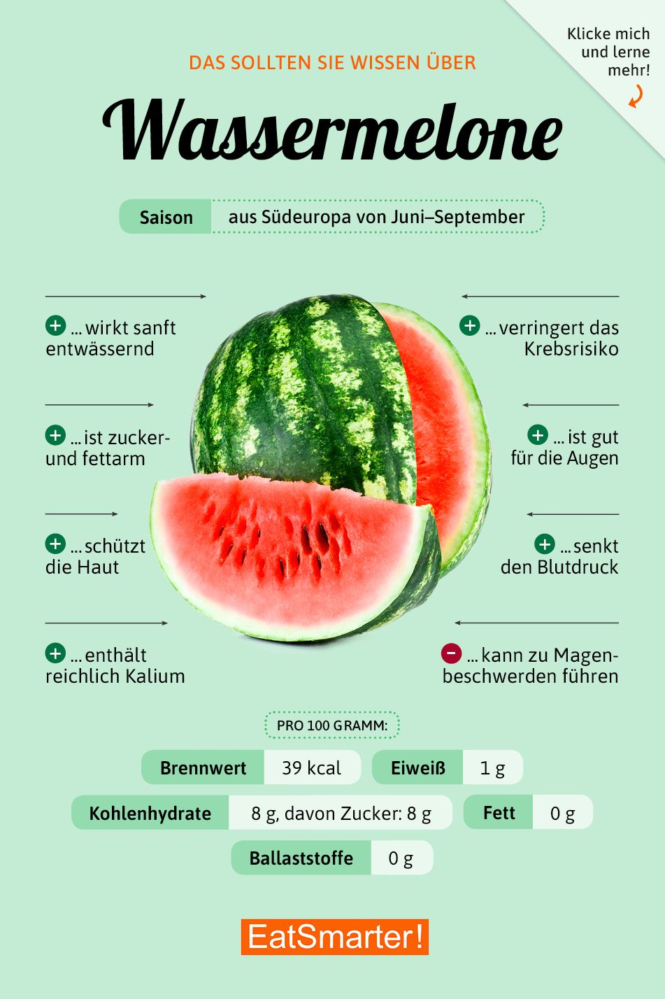 Wassermelone #nutritionhealthyeating