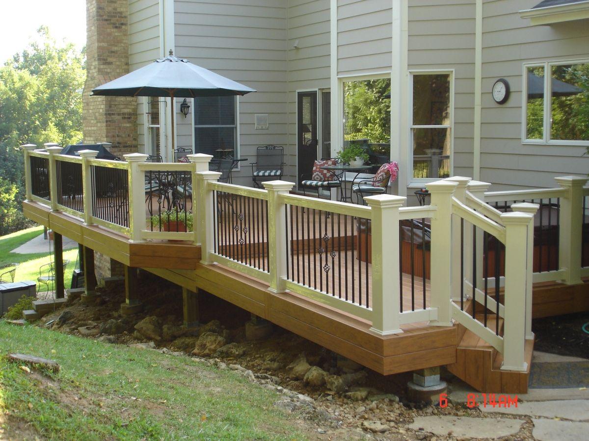 Maintenance free decks deck maintenance free deck