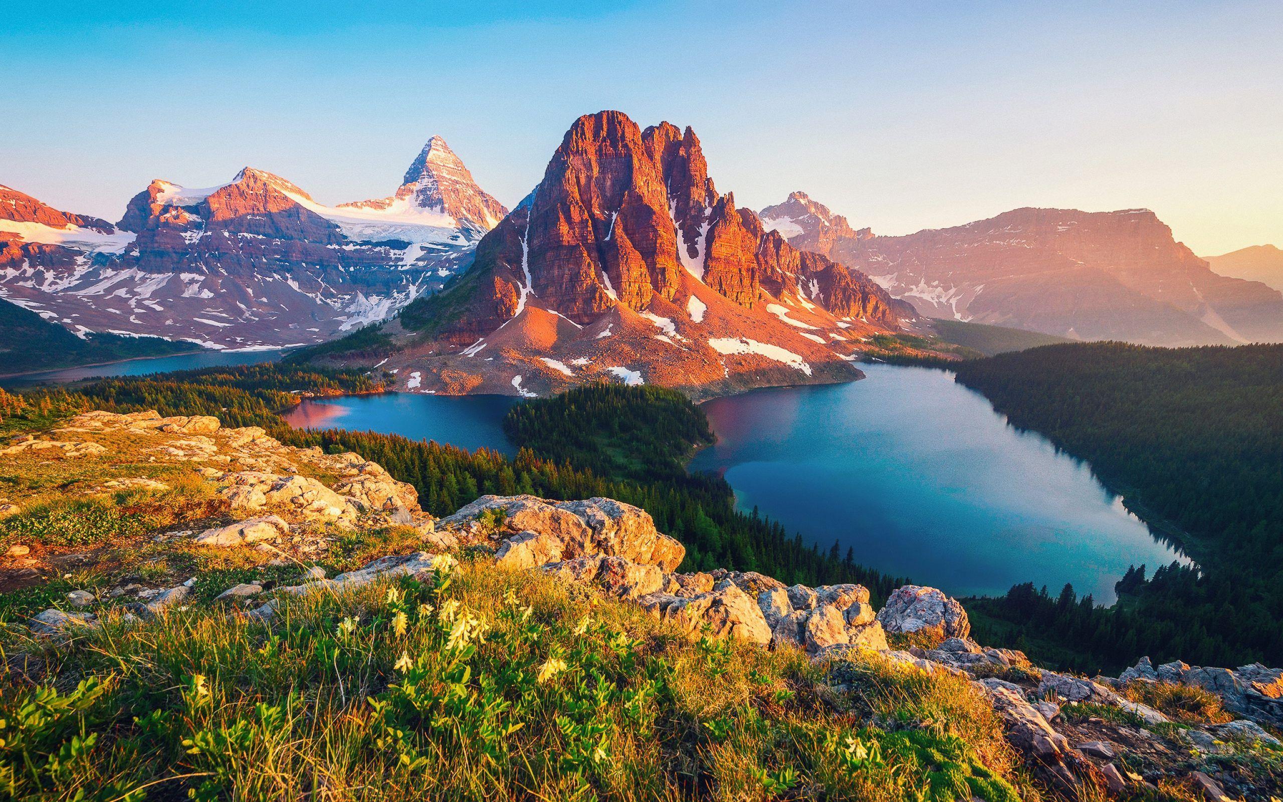 Beautiful Mountain Wallpaper Widescreen Ejo Canada Wallpaper Hd Wallpaper Canada Beautiful Mountains