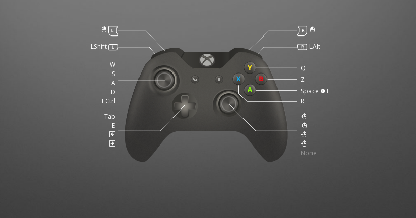 Download Hunt Showdown Xbox controls to remap gamepad on