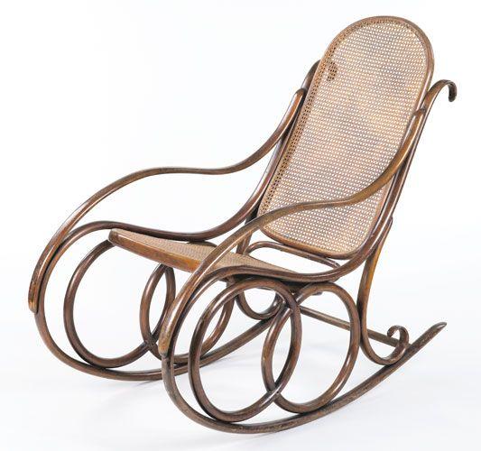 Victor Horta; Rocking Chair | 19: Nouveau | Pinterest ...