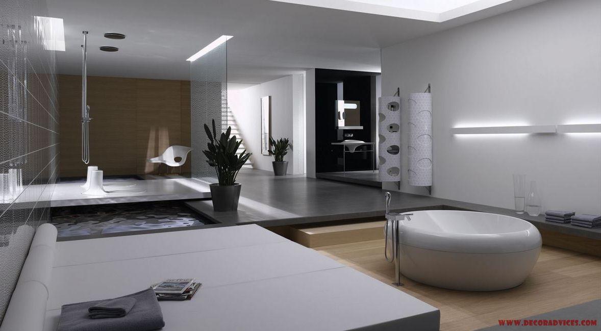 ultra large bathroom decor ideas  Go Practical With Your Bathroom Decorations