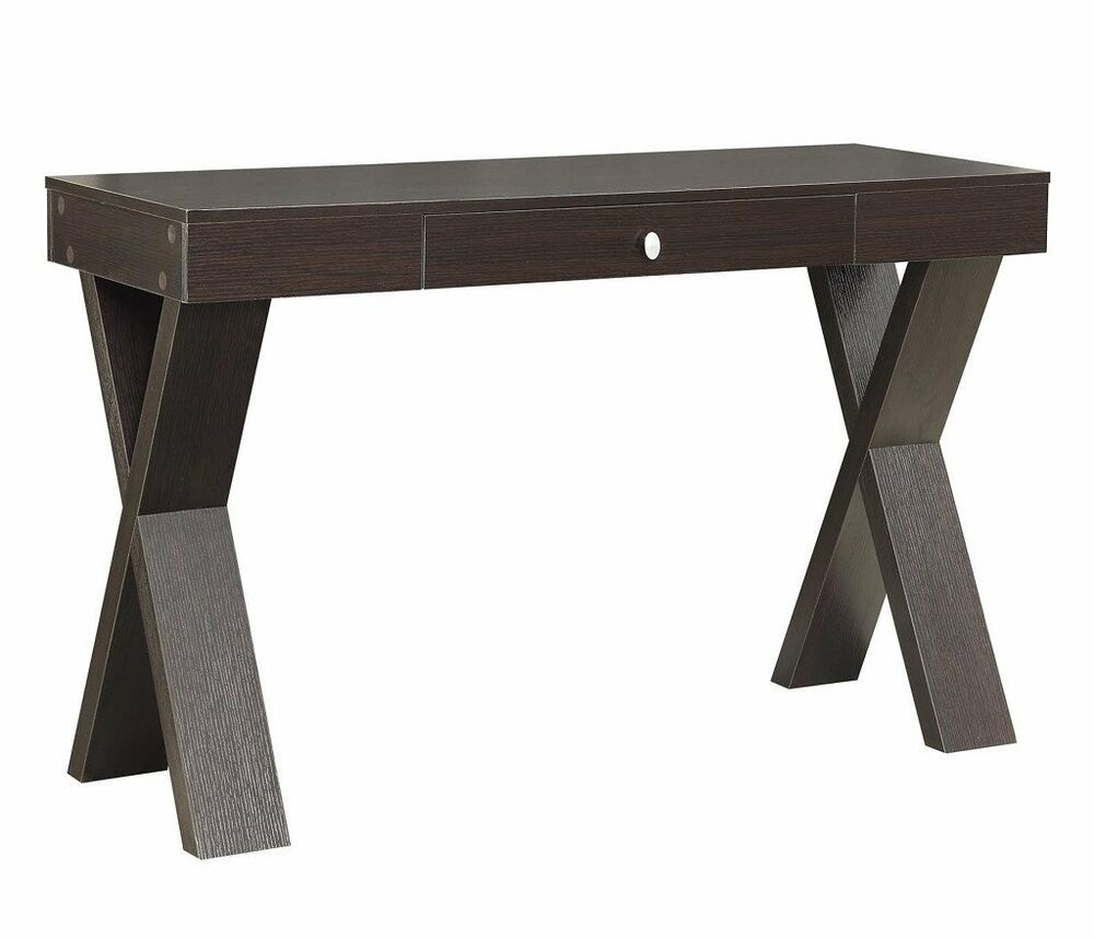 Details About Convenience Concepts Modern Newport Desk