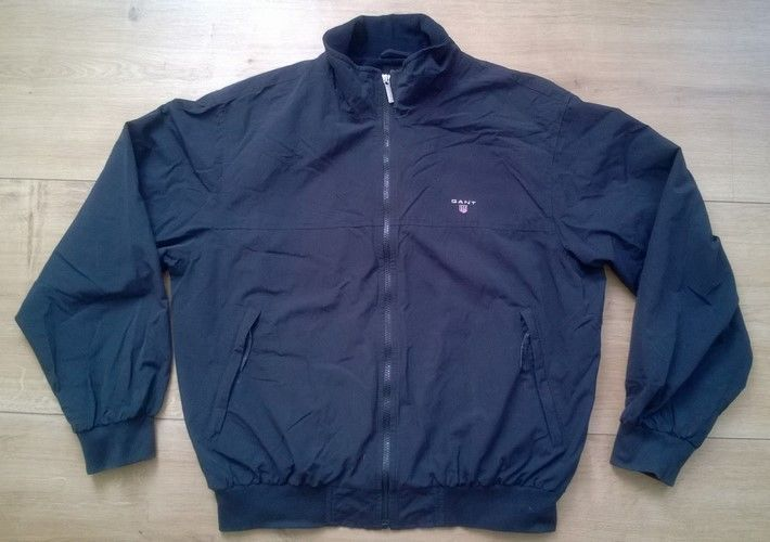 Mens GANT G.N.H. Warm Jacket Bomber Harrington Fleece Coat
