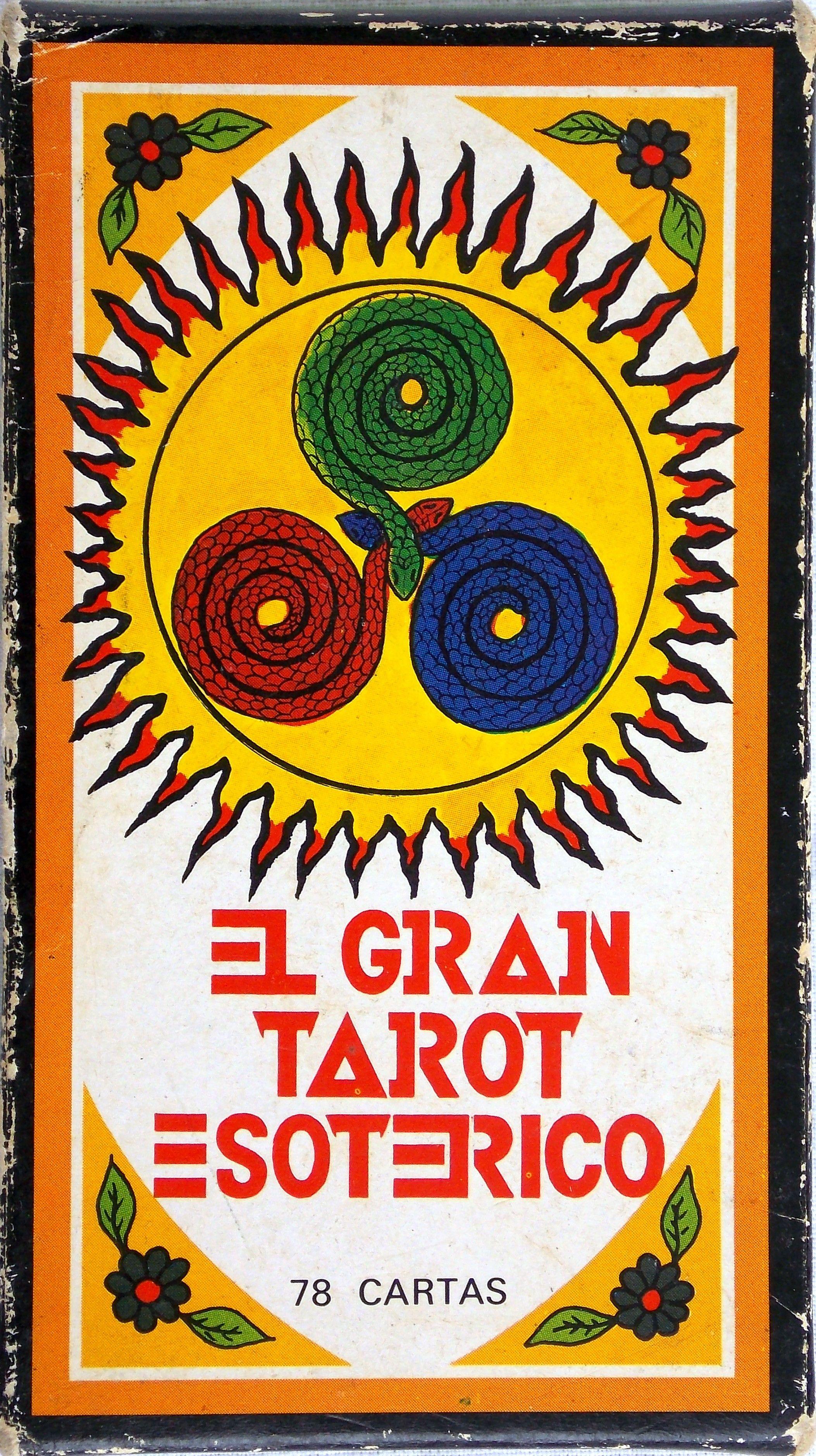 El gran tarot esoterico tarotbg