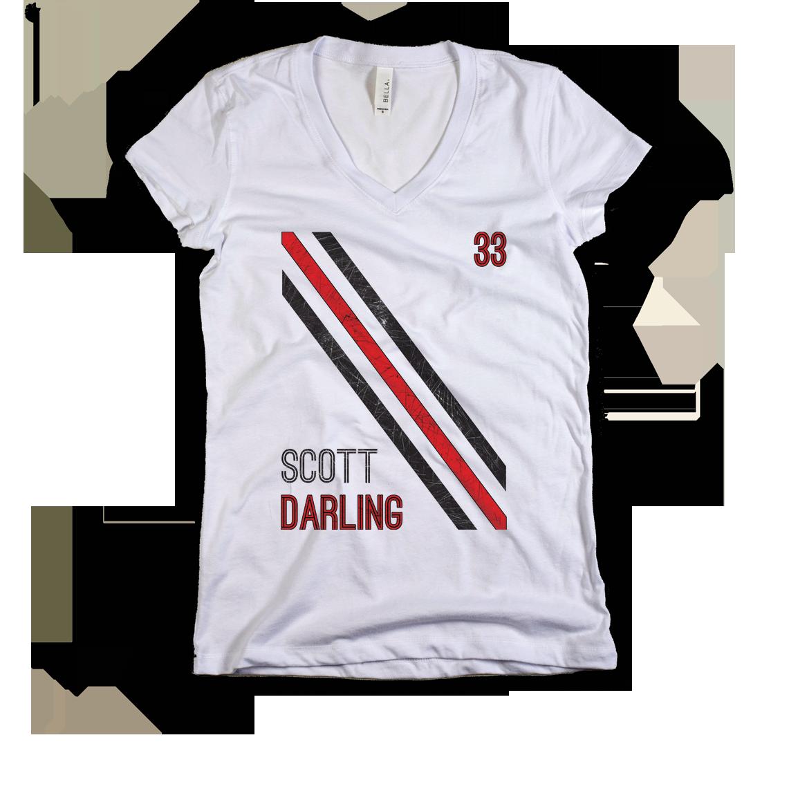 Scott Darling 3 Stripes