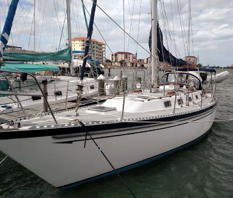 1986 Tayana Vancouver 42 Sail Boat For Sale - www yachtworld