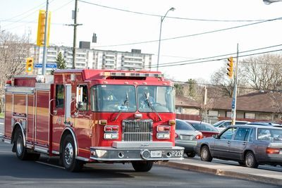 Firefighters spend much more time responding to medical emergencies than fires. (Education Images/UI... - Provided by Vox.com