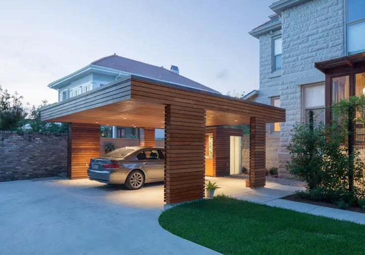 Carport 10 garages uniques avec un toit ! en 2020 Abri