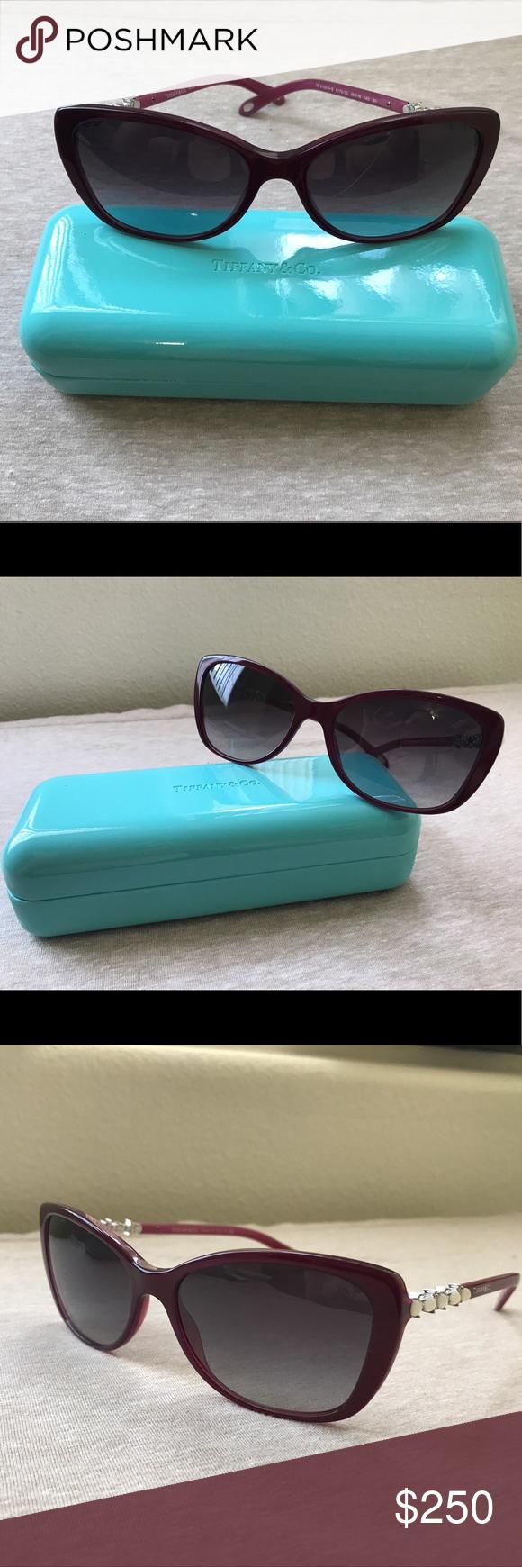 Tiffany and Co Ladies Sunglasses | My Posh Picks | Pinterest
