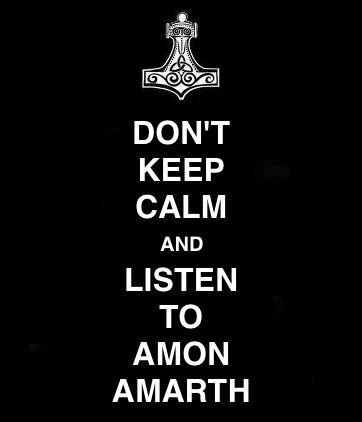 Amon Amarth Mit Bildern Musik Spruche