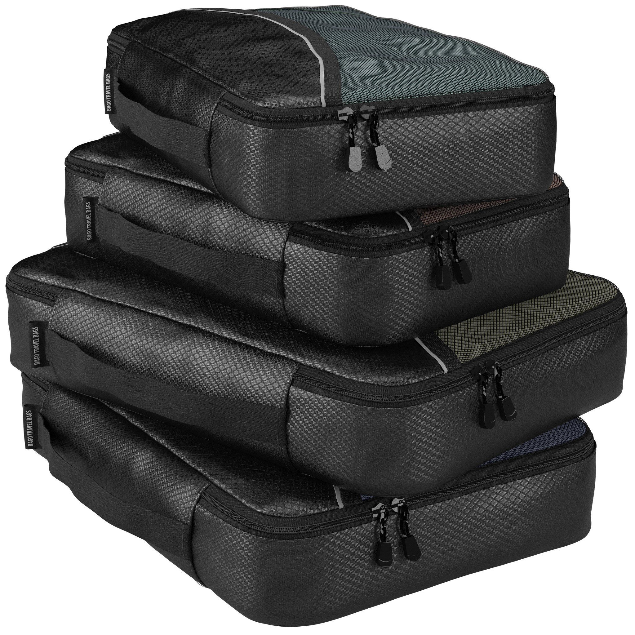 213a9a6664d0 Packing Cubes - Best Organizers for Travel luggage, bags, carry on ...