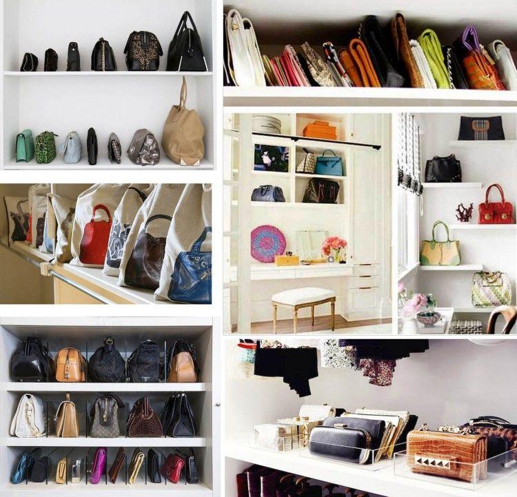 vestidor bolsos armarios muebles hogar organizador dresser bags