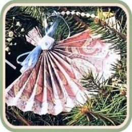 Surprising How To Make Victorian Style Lace Christmas Ornaments Christmas Easy Diy Christmas Decorations Tissureus