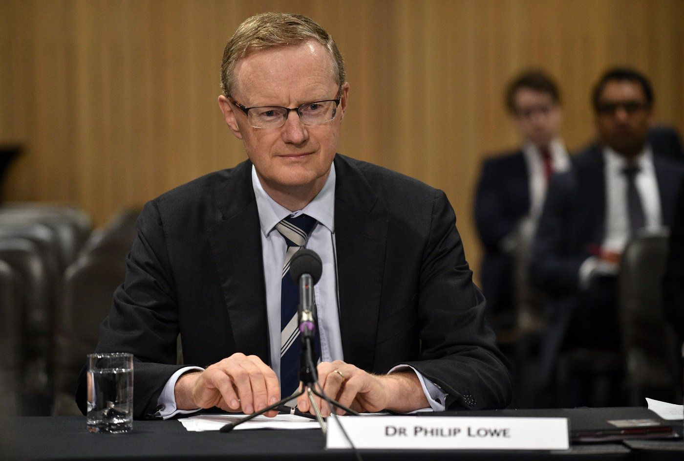 The RBA seems to be running policy on a hunch