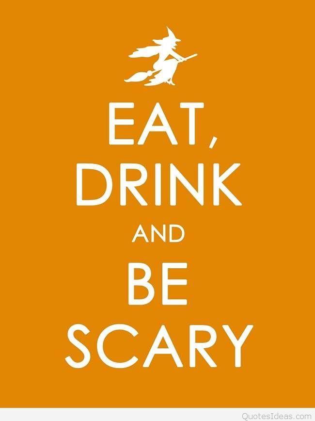 Afbeeldingsresultaat voor halloween quote | halloween | Pinterest ...