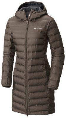 Women s Lake 22™ Long Hooded Down Jacket Chaqueta Columbia 0b618a77b91