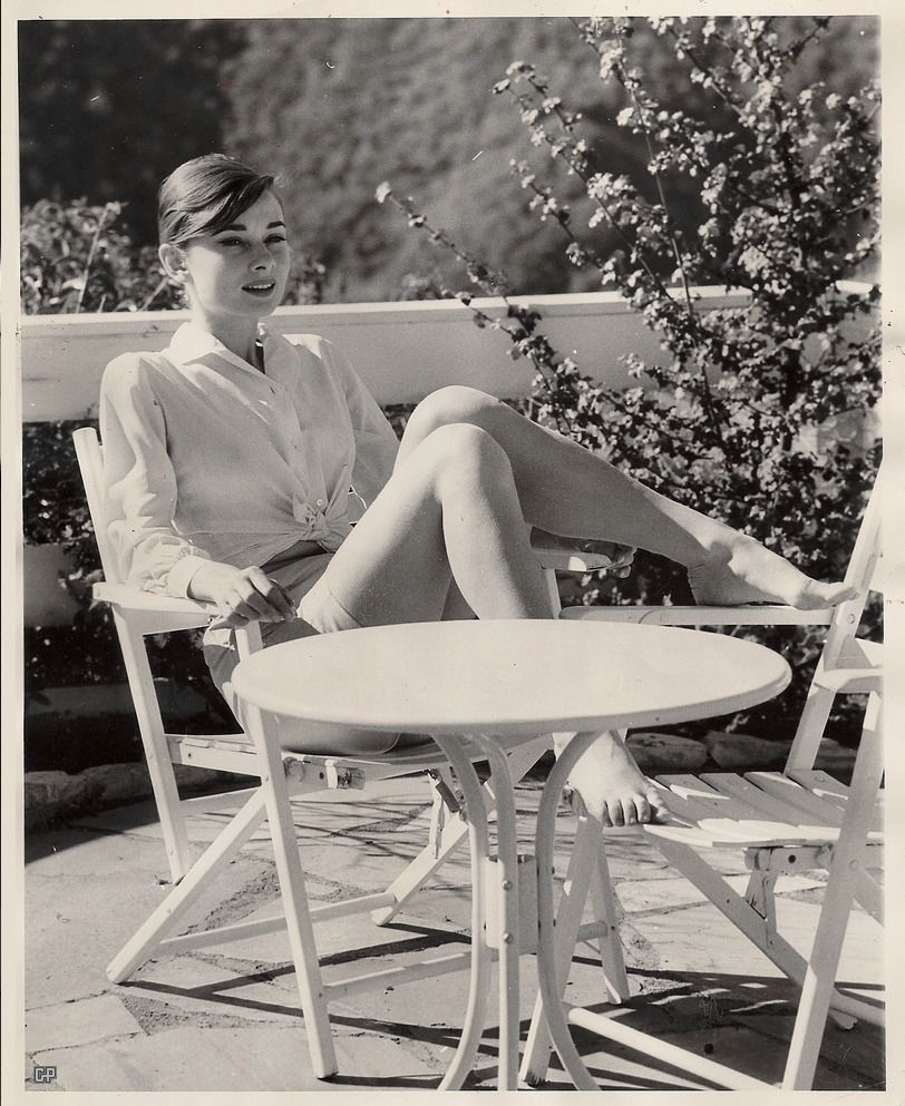 Audrey Hepburn, always a classic