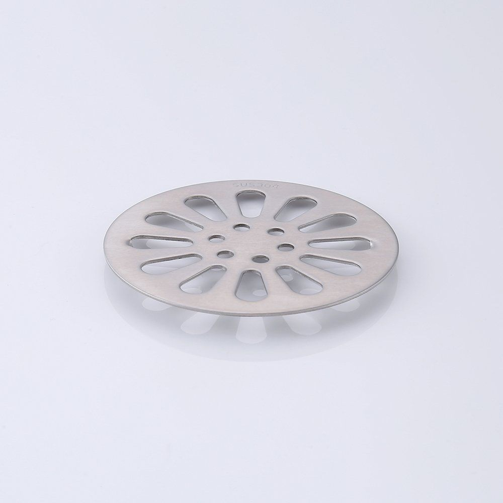 Kes V230a Square Shower Floor Drain With Removable Strainer