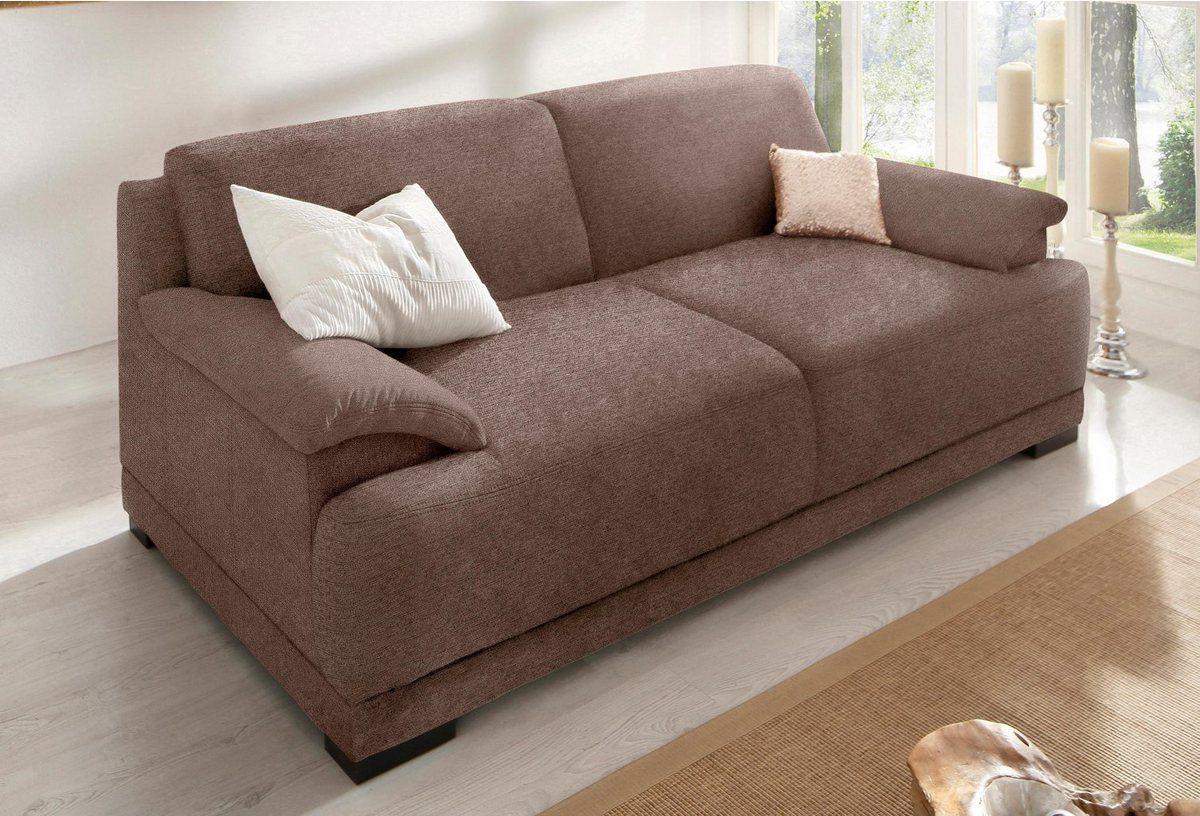 Home Affaire 3 Sitzer Telos Mit Boxspring Federung Online Kaufen 3 Sitzer Sofa Haus Und Sofas