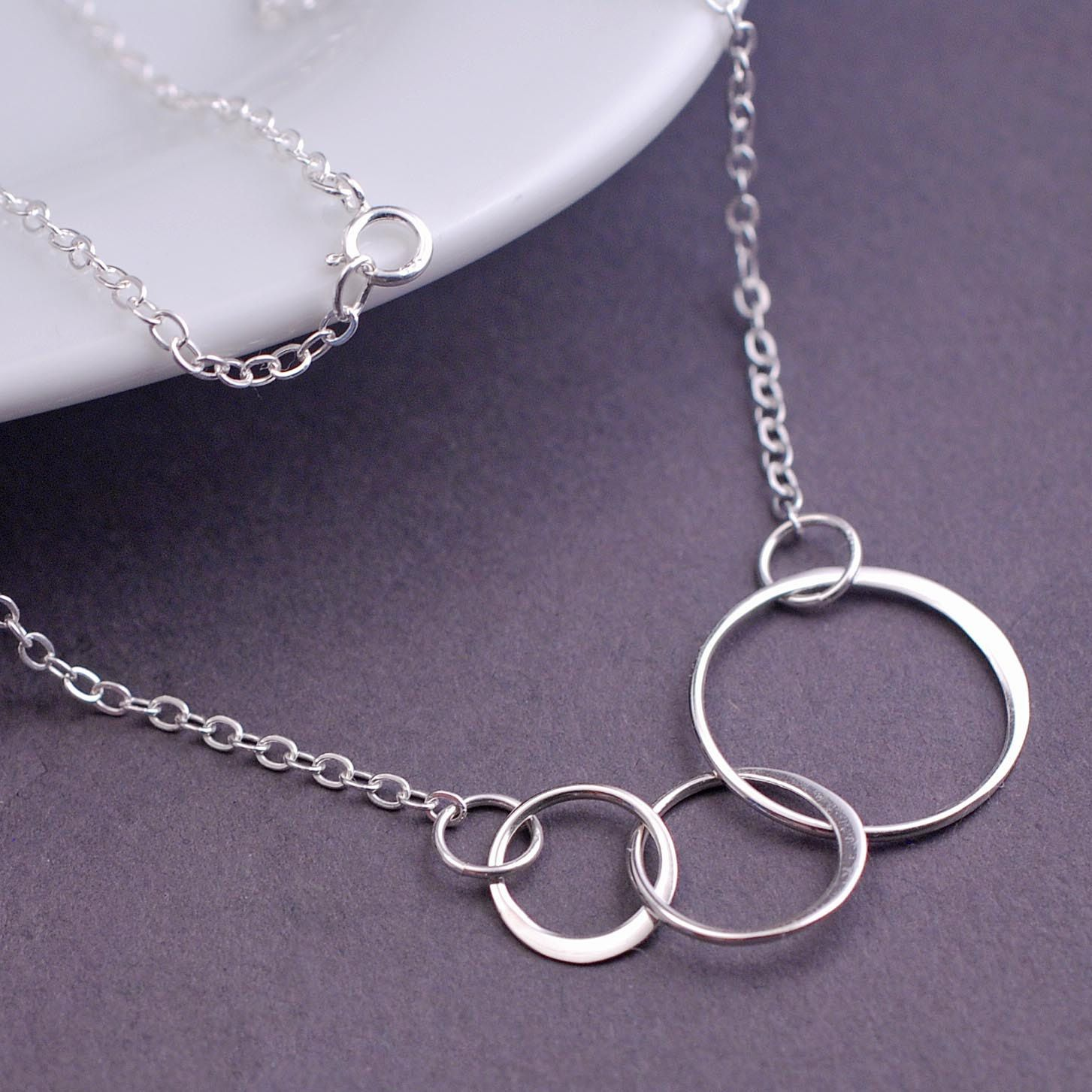 silver triple jewellery goddess fy j necklaces product moon m s necklace in circle by